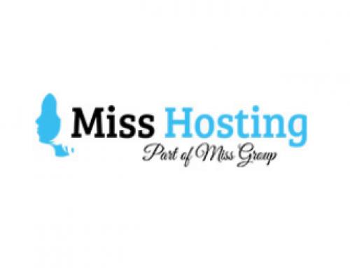 Nytt webbhotell med 75% rabatt – Miss hosting